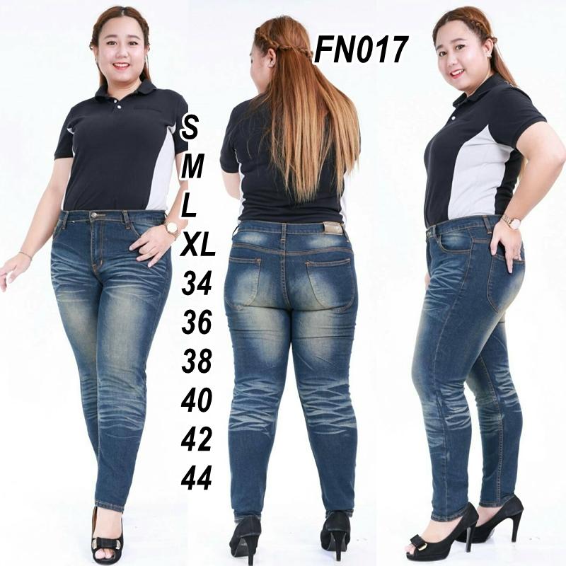 กางเกงยีนส์เอวสูงทรงเดฟ ฟอกสนิมขัดด่าง อัดยับเก๋ๆ ขายดีที่สุดๆเลยแบบเรียบเท่ๆทรงสวยเหมาะทุกวัย มี SIZE S M L XL 34 36 38 40 42 44