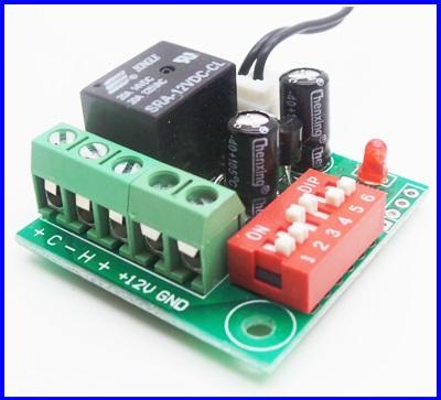 เครื่องควบคุมอุณหภูมิ บอร์ดควบคุมอุณหภูมิ 12V Thermostat Digital Temperature Control Switch 20-90 องศา
