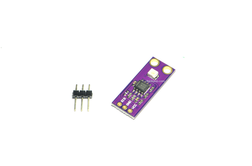 GUVA-S12SD UV Detection Sensor Module 240nm-370nm For Arduino