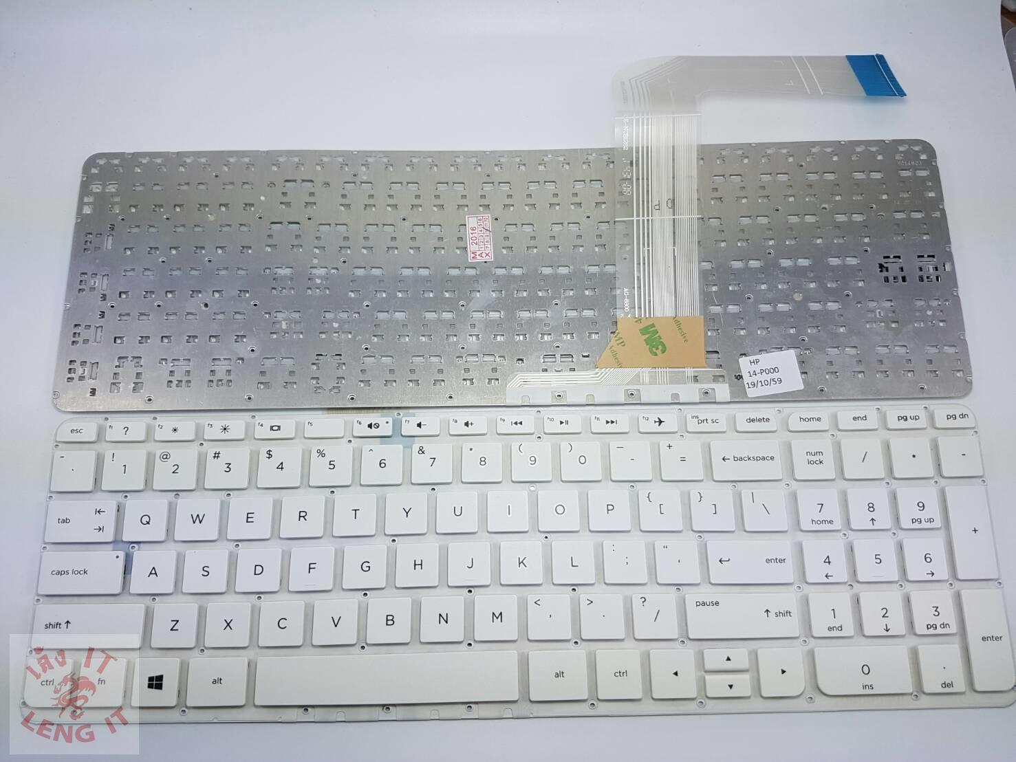 KEYBOARD HP 14 P00