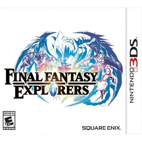 3DS: Final Fantasy Explorer (US) [ส่งฟรี EMS]
