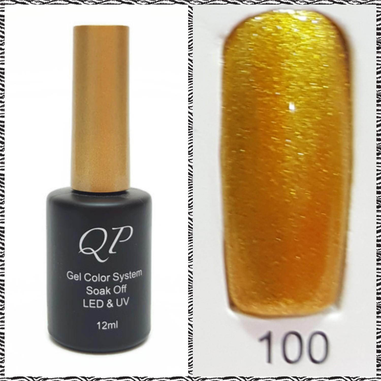 สีเจล QP 12ml. #100