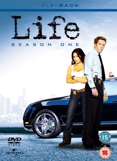 Life Season 1 / ไลฟ์ ศักดิ์ศรีผู้พิทักษ์ ปี 1 / 3 แผ่น DVD (บรรยายไทย)