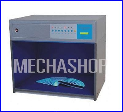 ตู้ตรวจเช็คสี ตู้ดูดสี เครื่องเช็คสี เครื่องวัดสี Color Matching Cabinet 6 light sources: D65 TL84 UV F CWF U30 Size71*54*63cm ยี่ห้อ PHYLLISSAMZANG (สั่ง 2 อาทิตย์)