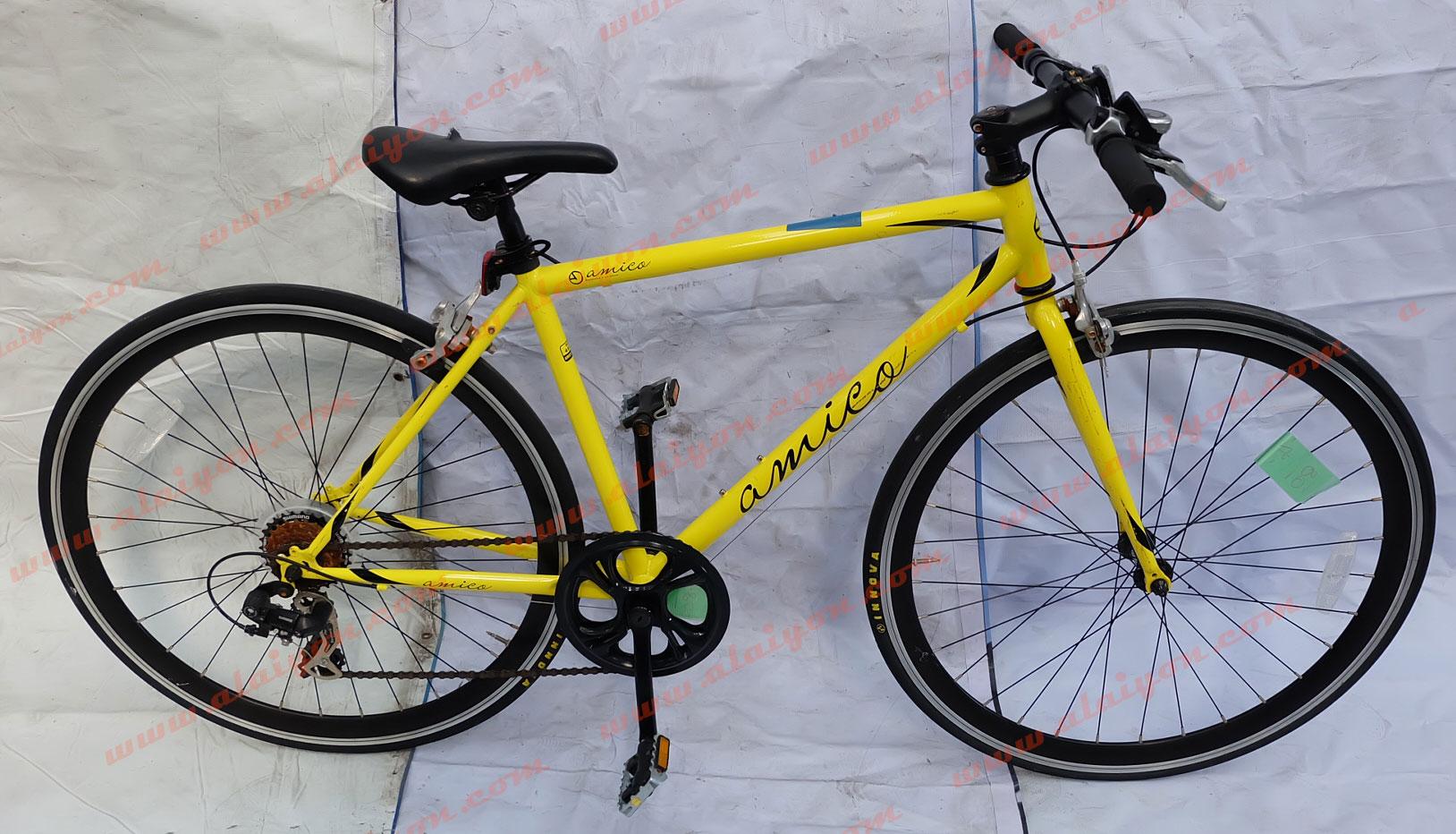 จักรยานมือสองญี่ปุ่น amico