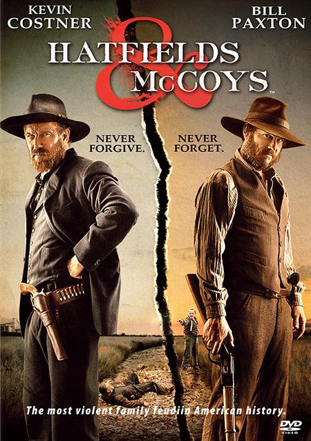 Hatfields & McCoys / คู่แค้นเลือดล้างเลือด / 2 แผ่น DVD (บรรยายไทย)