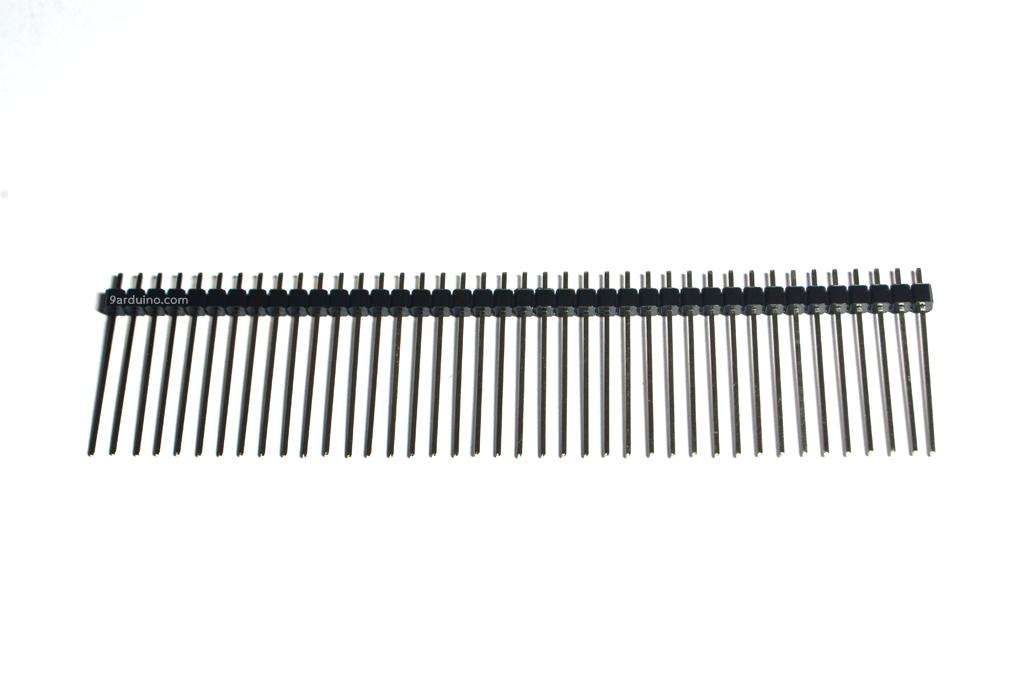 ก้างปลา 1x40 แบบยาว Pin Male Pin Long Header Connector