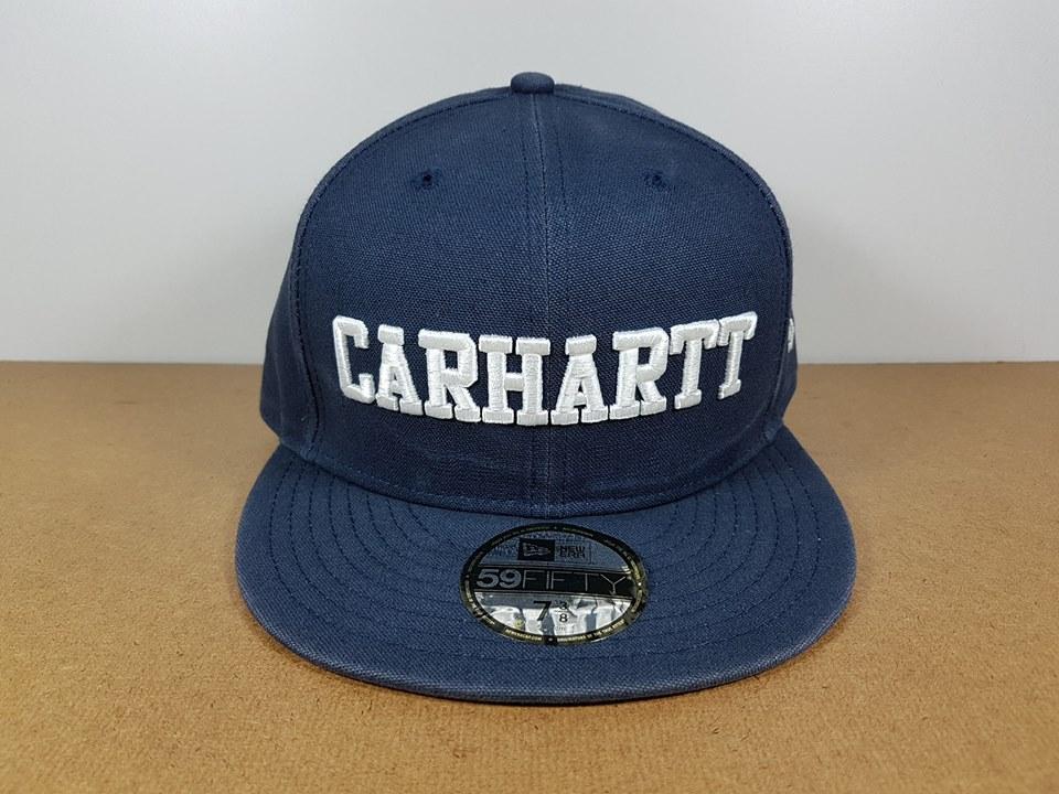 Carhartt x New Era 🎃Fitted ไซส์ 7 3/8 (58.7cm)