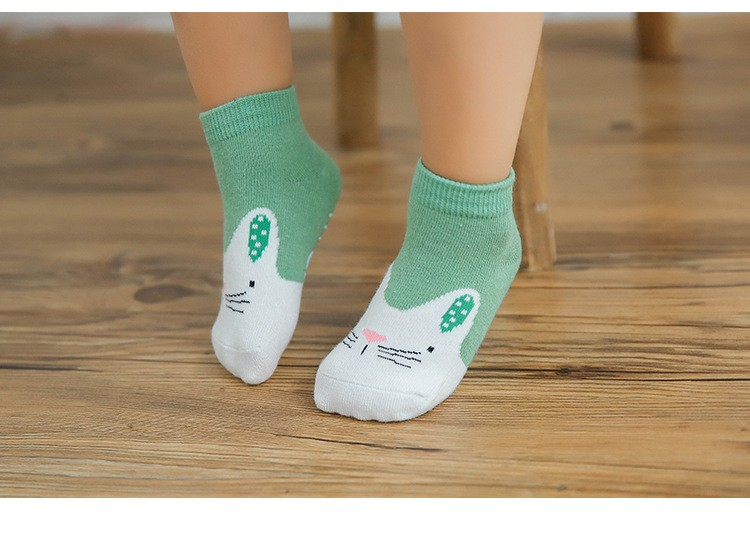 Baby Touch ถุงเท้าเด็ก ยาวบาง เซต Delight 3 คู่ (Socks - SSD)
