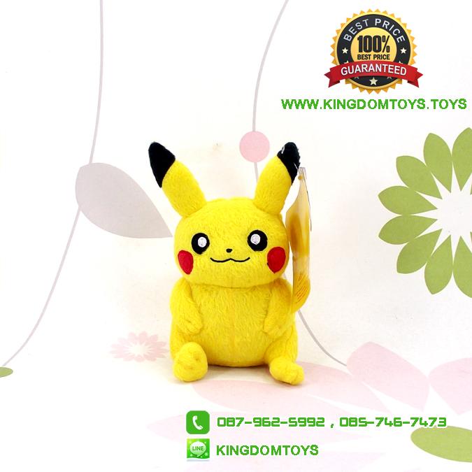 ตุ๊กตาปิกาจู [Pikaju] 5 นิ้ว [Pokémon]