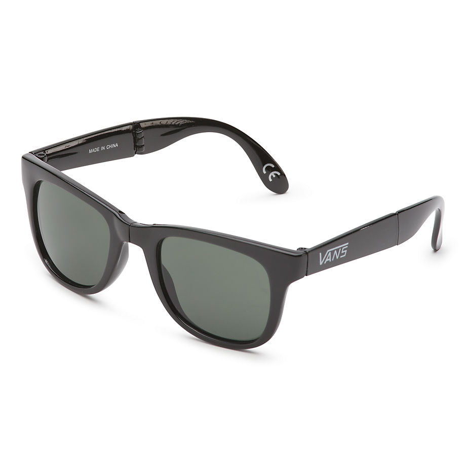 Vans Foldable Spicoli Sunglasses - Black