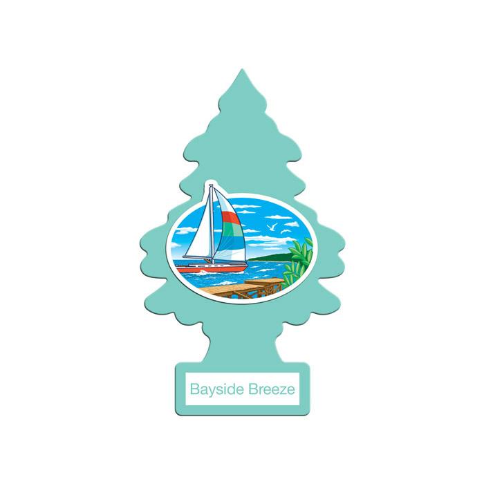 Little Trees Air Freshener - Bayside Breeze
