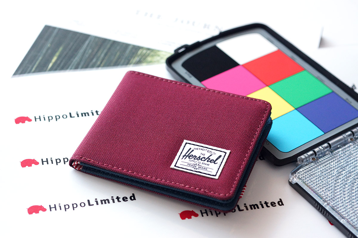 Herschel Roy Wallet - Windsor Wine