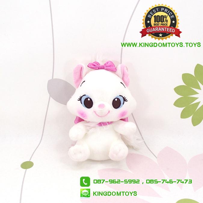 ตุ๊กตา แมวมารีตาหวาน 7 นิ้ว [Disney]
