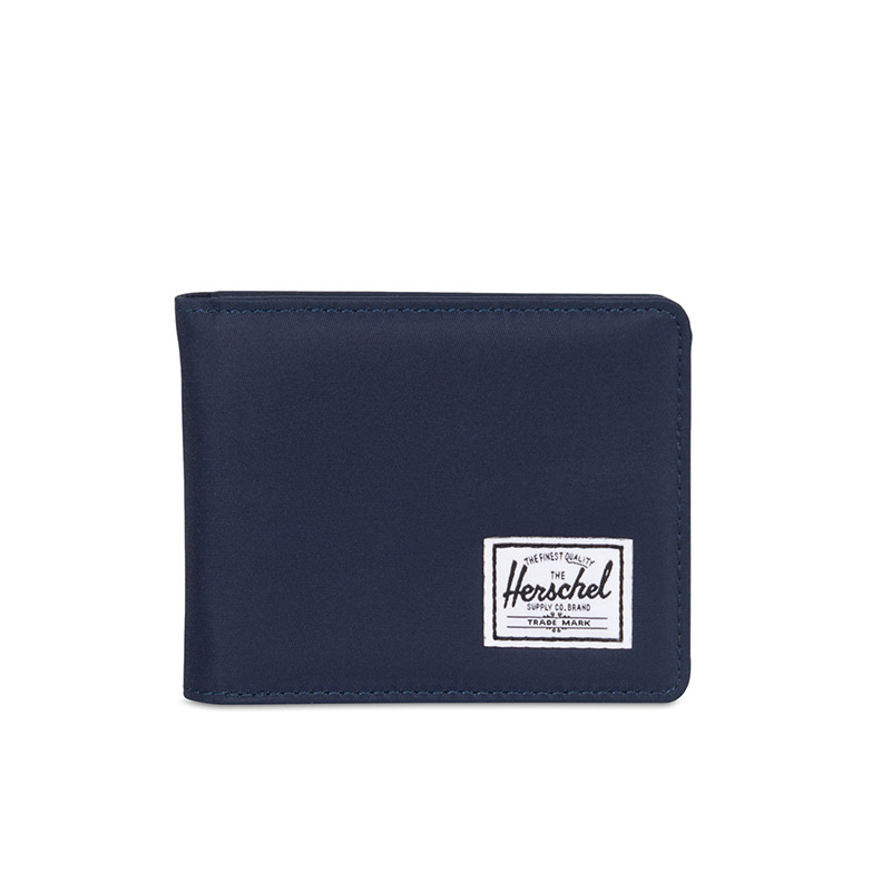 Herschel Roy Wallet - Navy Nylon
