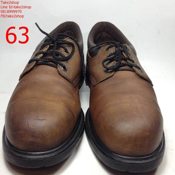 Red wing vintage safety หัวเหล็ก มือสองของแท้ size 13E