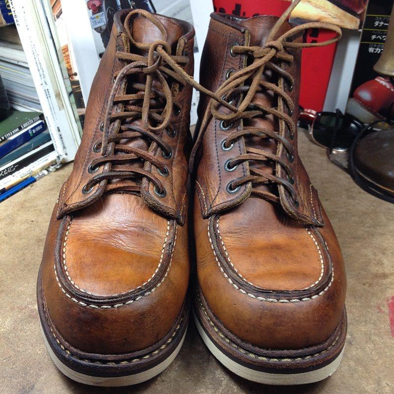 รองเท้า RED WING 1907เบอร์ 7.5D