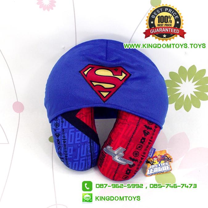 หมอนรองคอซูเปอร์แมน Superman [WB]