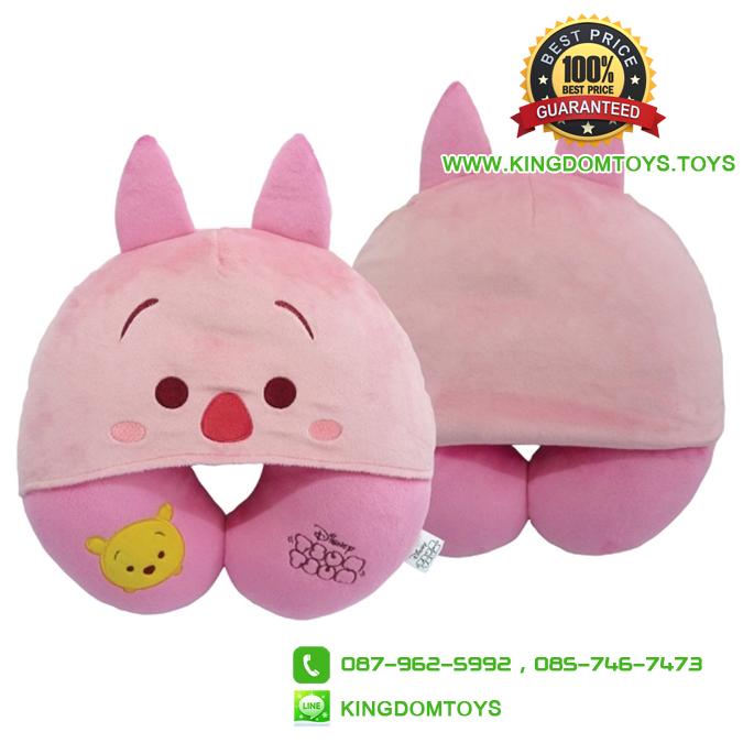 หมอนรองคอ พิกเล็ต Piglet [Disney Tsum]