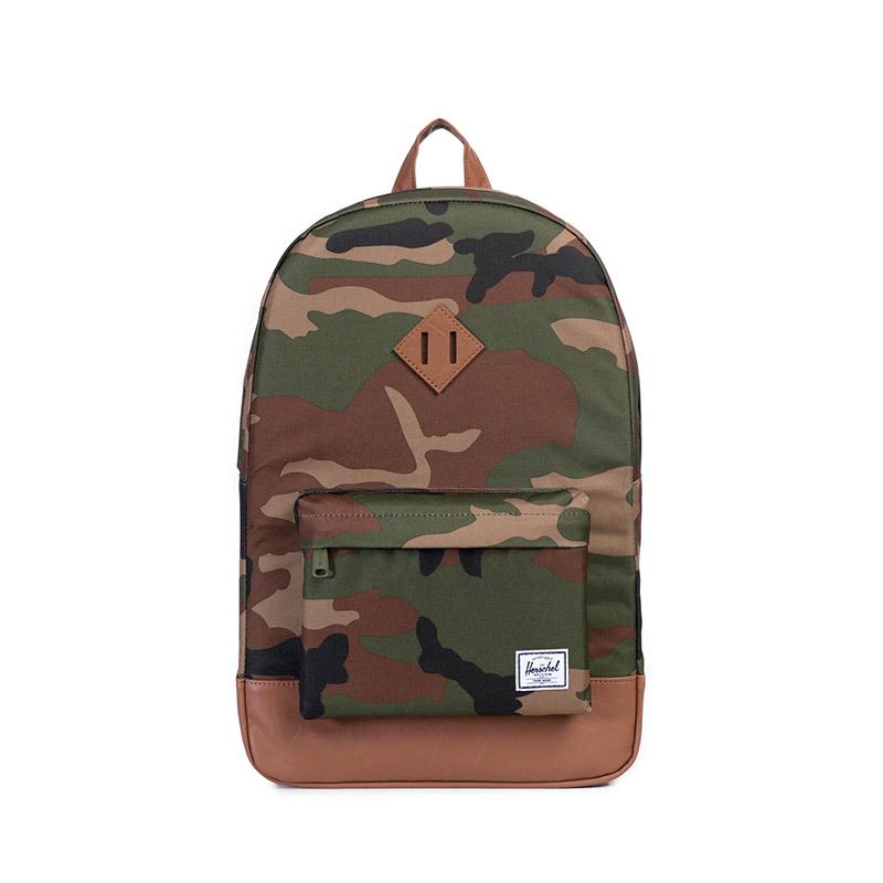 Herschel Heritage Backpack - Woodland Camo