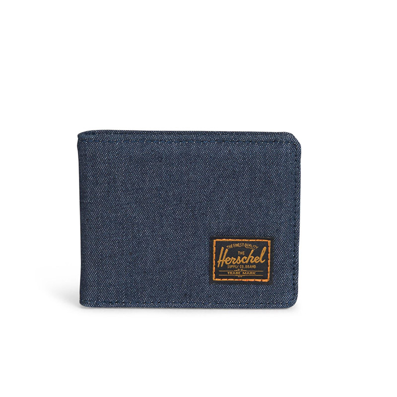 Herschel Hank Wallet - Dark Denim
