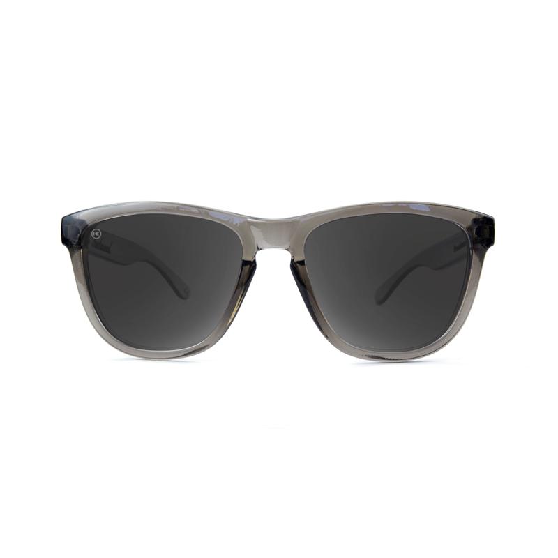 แว่น Knockaround Premiums Sunglasses - Grey Monochrome