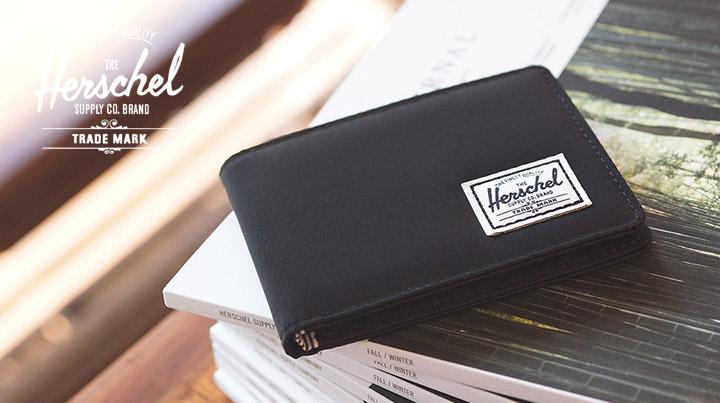 Herschel Supply Co. Roy Wallet Nylon