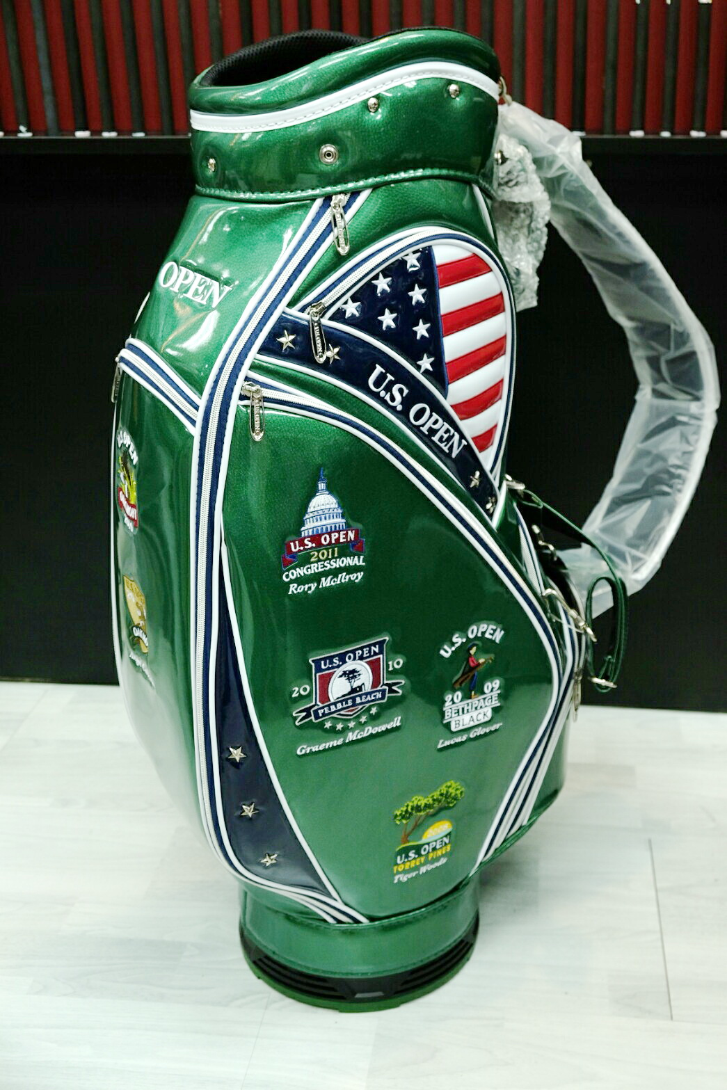 Golf Bag U.S Open Japan (Green)