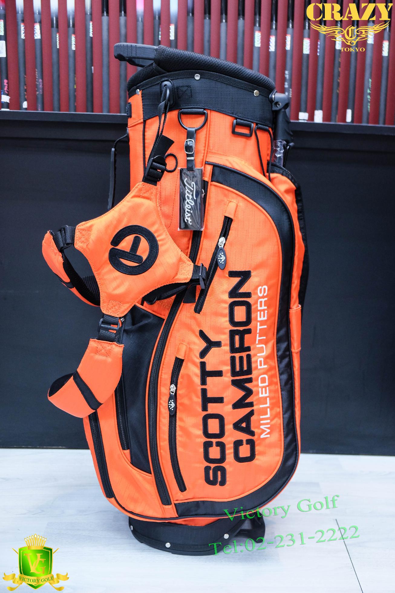 Golf Bag Scotty St