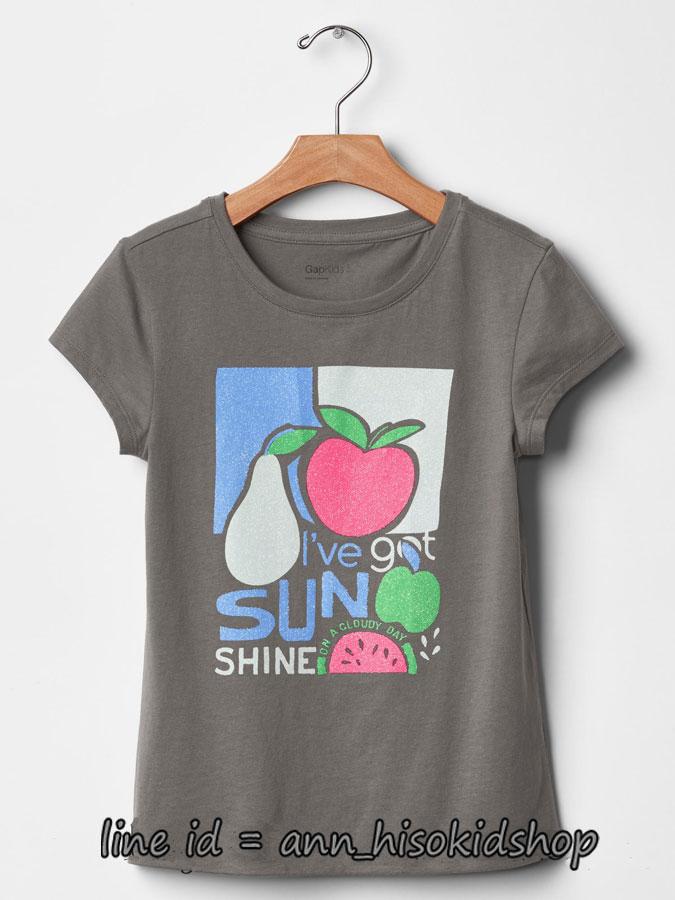 1849 Gap Kids T-Shirt - Moss Green ขนาด 14-16 ปี