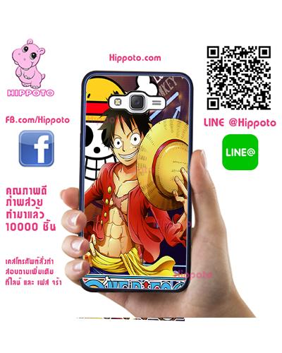 เคส J7 Core โซโร ค่าหัว One Piece เคสโทรศัพท์ ซัมซุง #1063