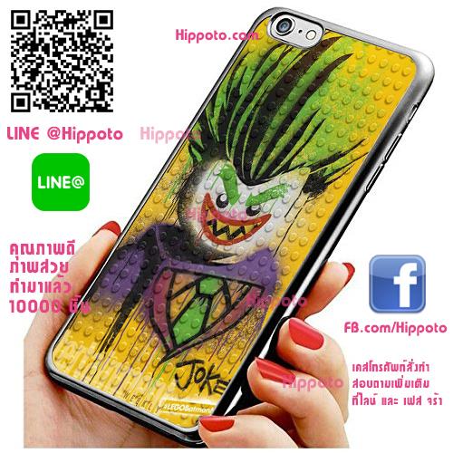 เคส ไอโฟน 6 / เคส ไอโฟน 6s โจ๊กเกอร์ Joker เคสเท่ เคสสวย เคสโทรศัพท์ #1410