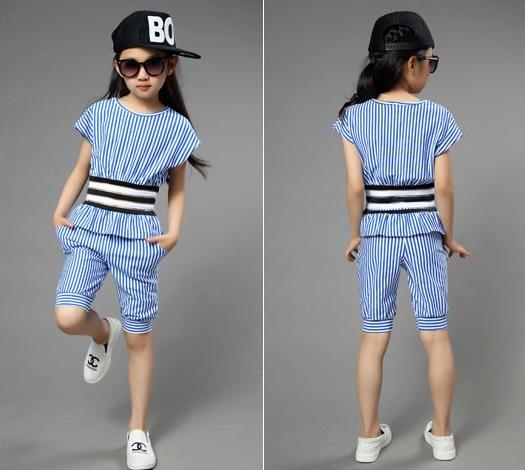 ชุดเสิ้อ+กางเกง Size 150