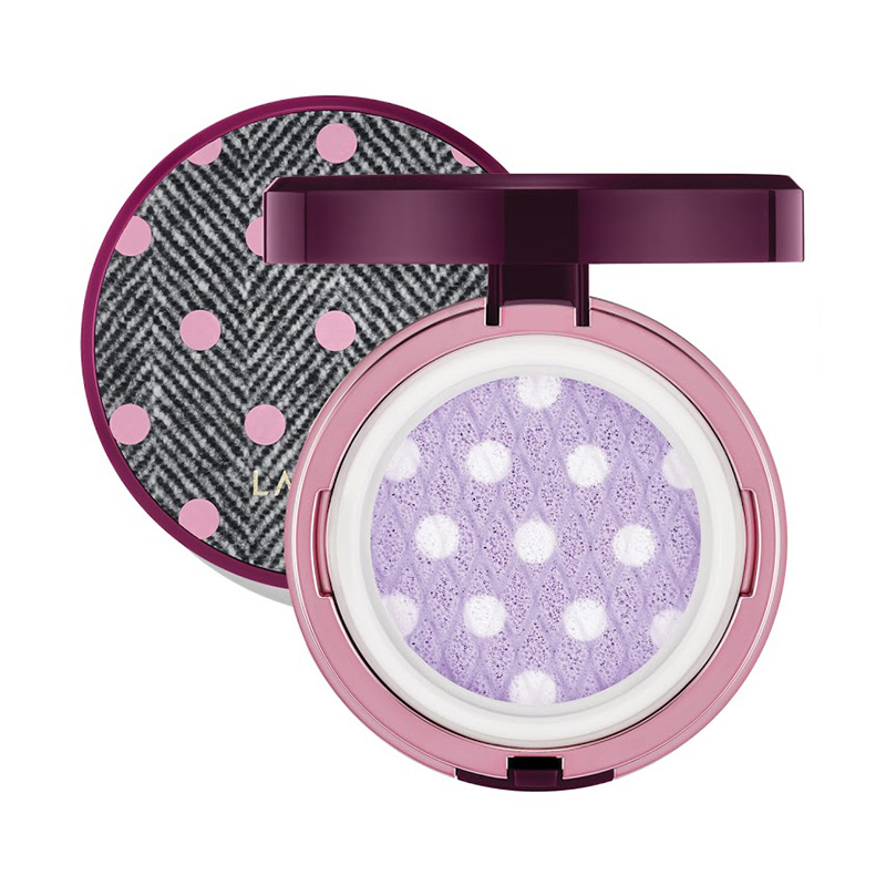Laneige Skin Veil Base Dot Cushion x YCH #40 (Light Purple) 15g x 2