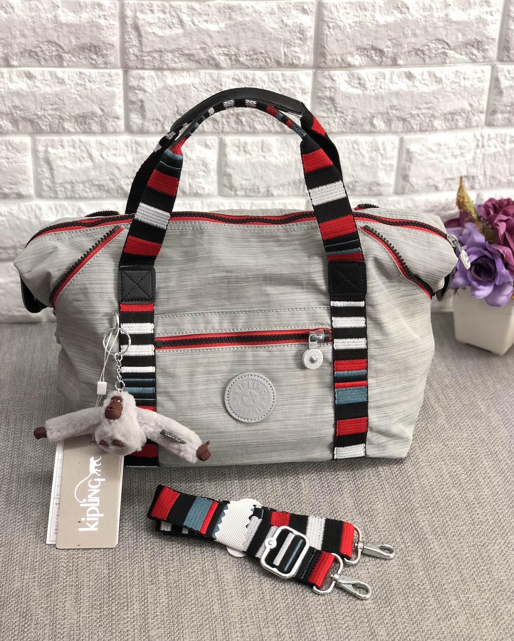 Kipling Handbag/Shoulderbag//k13848 *สีขาวครีม
