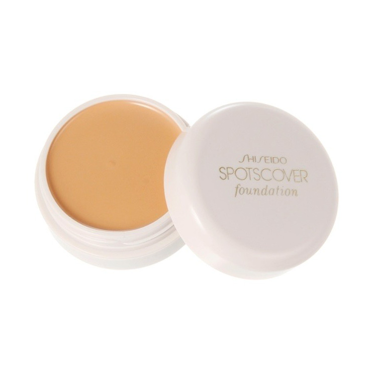 Shiseido Spots Cover Foundation 20g #S101