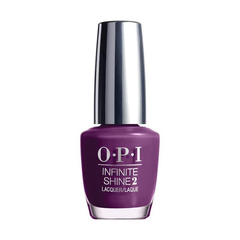 O.P.I Infinite Shine 2 Nail Lacquer 15ml #Endless Purple Pursuit