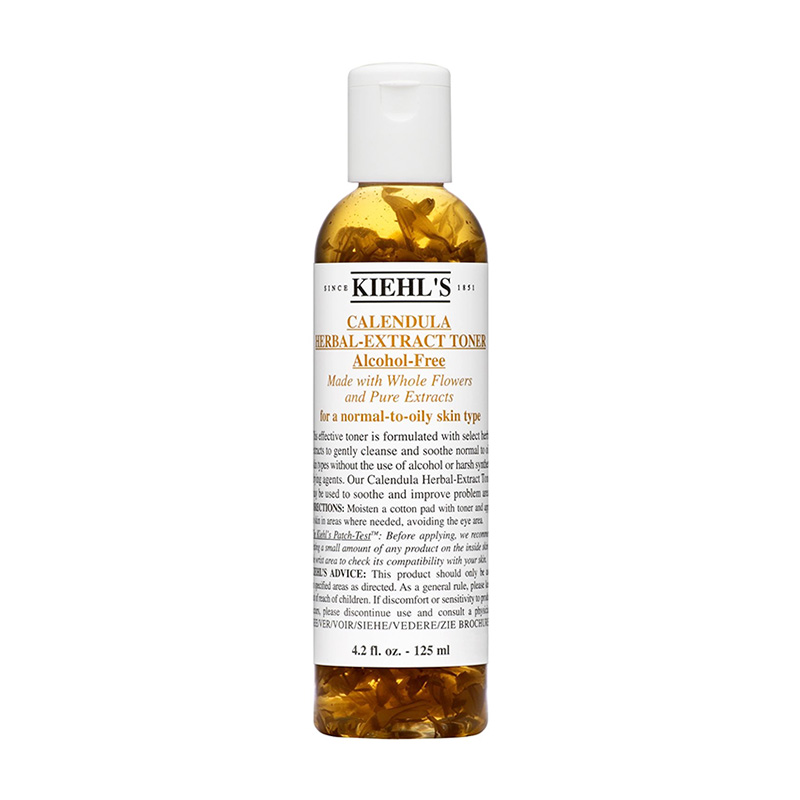 Kiehl's Calendula Herbal-Extract Toner Alcohol-Free 125ml