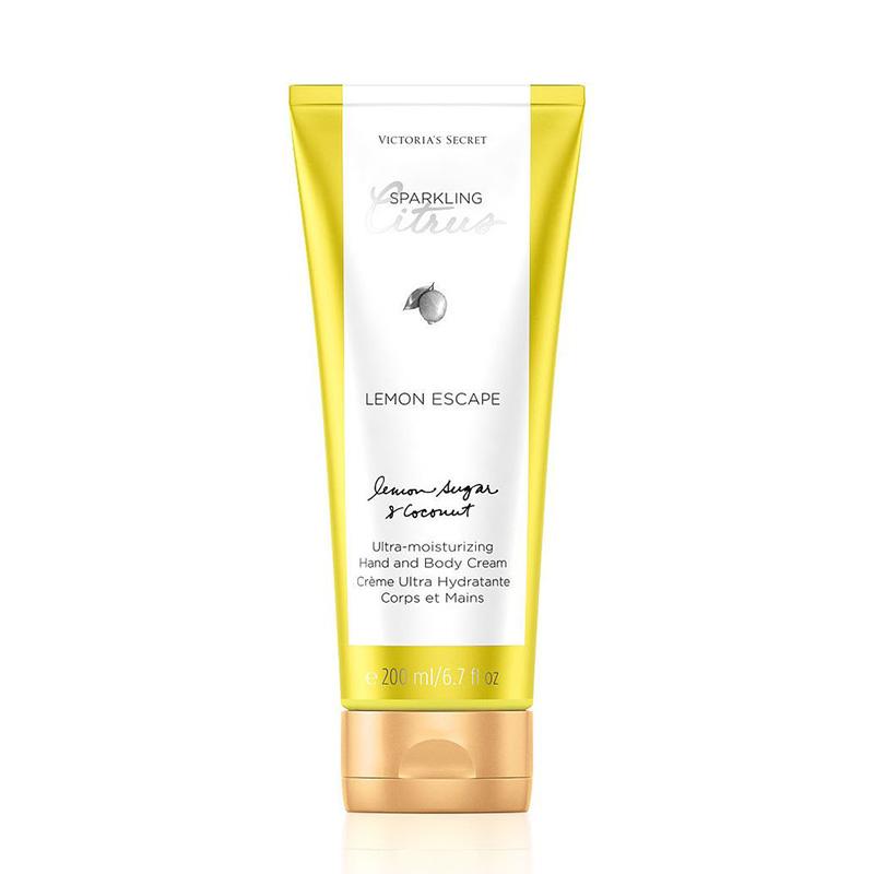 Victoria's Secret Ultra Moisturizing Hand and Body Cream 200ml #Lemon Escape