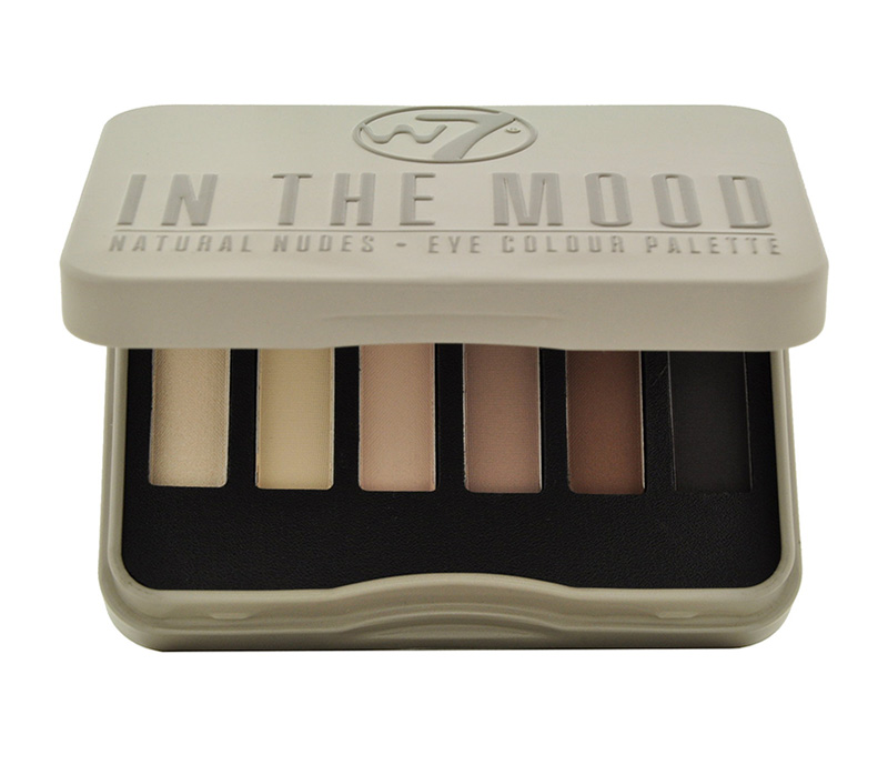 W7 Eye Colour Palette 7g #In The Mood
