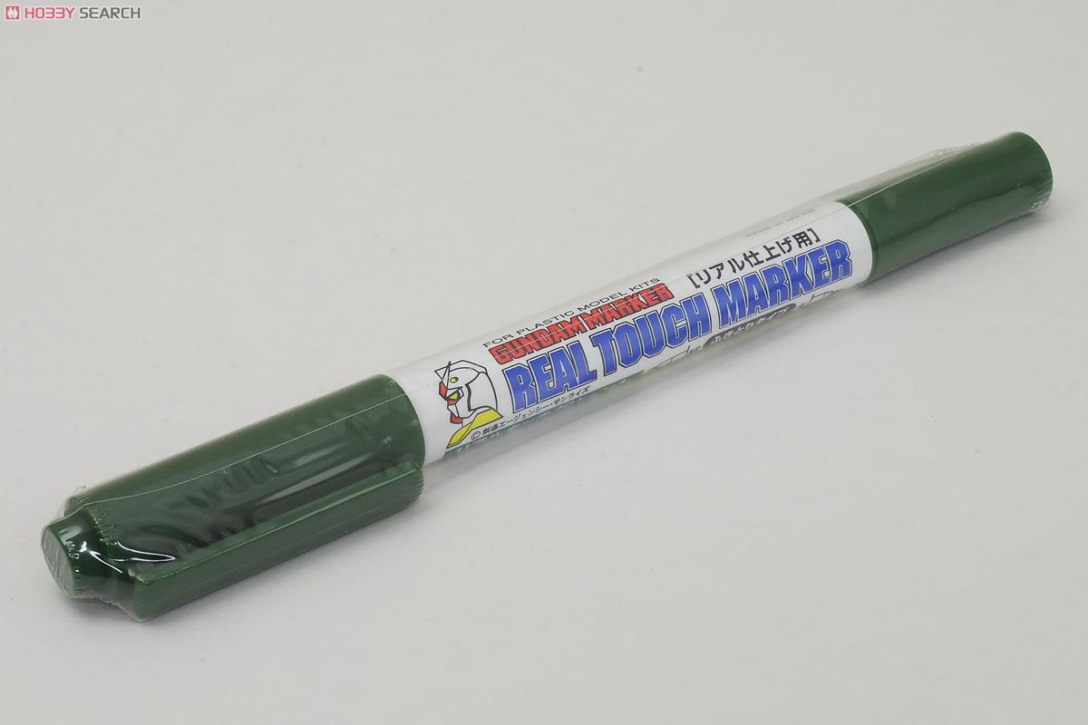 gm408 Real Touch Marker Real Touch Green 1 สีเขียว