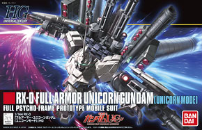 hg1/144 156 full armor unicorn (unicorn mode)