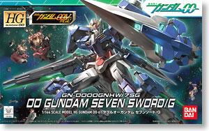 hg 1/144 61 00 Gundam Seven Sword/G 1600yen