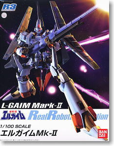 L-GAIM MK-2 (SUPER MECHA CHRONICLE) 5500yen (Plastic model)