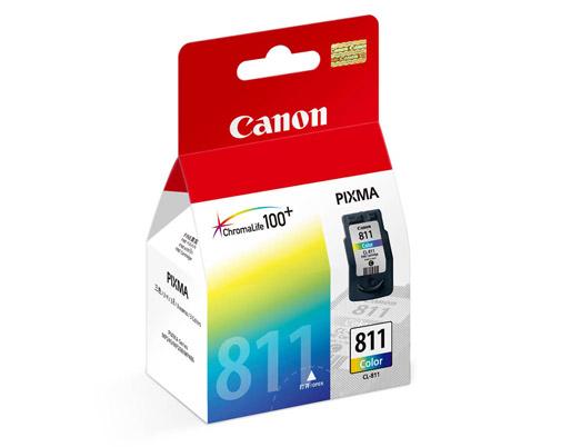 ตลับหมึก Canon CL-811