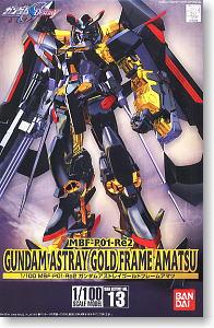 (เหลือ 1 ชิ้น รอเมล์ฉบับที่2 ยืนยัน ก่อนโอน) 45071 13 Astray Gold frame Amatsu (Gundam Model Kits) 3800yen