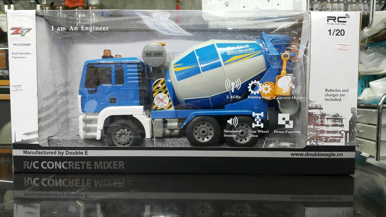 มี1 รอยืนยันก่อนโอน 1/20 concrete mixer (ZT) รถปูน