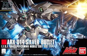 hg1/144 170 silver bullet