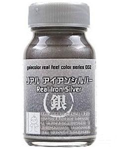 gaia RF-02 Real Iron Silver 30ml.