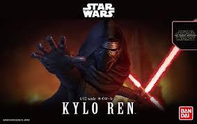 1/12 KYLO REN (Plastic model)